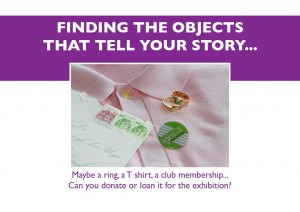 Finding the objects that tell your story