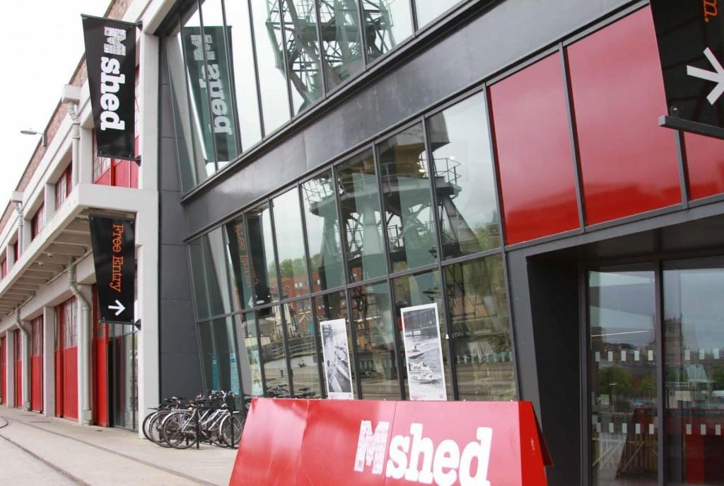 Mshed Bristol - front elevation