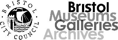 Bristol museums logo