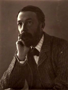 Symonds in the 1880s: CC National Portrait Gallery, London.