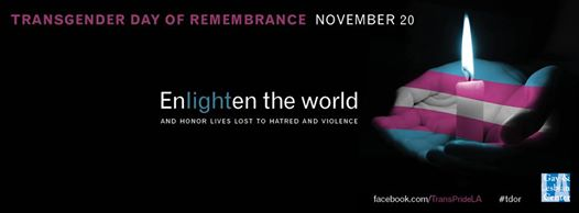 Trans Day of Remembrance logo