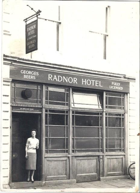 Radnor Hote, St Nicholas Street, Bristol
