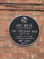 Joe Meek, music producer