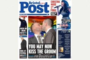 Bristol Post 31/3/2014