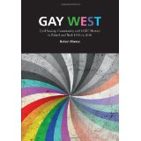 Book cover 'Gay West', Robert Howes