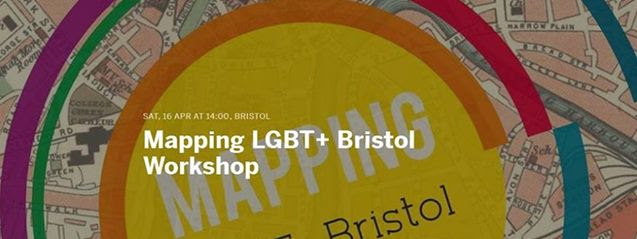 Image for Mapping LGBT+ Bristol 16-4-2016 workshop