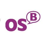 OutStories logo. Letters 'O' 'S', and 'B' in a speech bubble