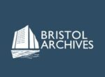 """Graphic of a historic warehouse and words """"Bristol Archives"""""""
